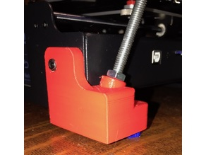 Wanhao i3 Plus Z Brace w/level (feet only)