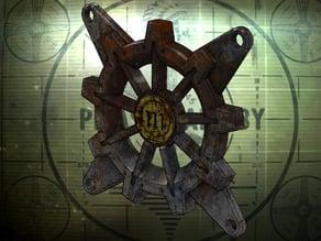 Fallout 4 - Vault 111 - 80mm Fan Shroud