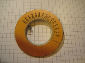 PCB Circle-Drilling and Milling Aide