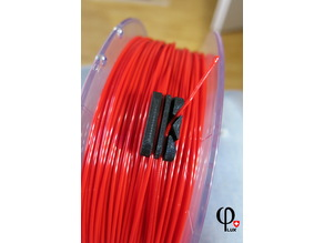 Swiss filament clip 1.75mm - simple and strong hold