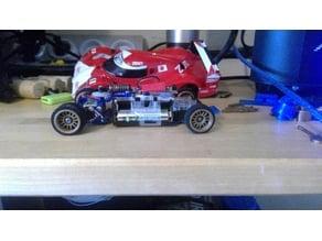 Mini Z Wheel 9.5mm + 3mm offset