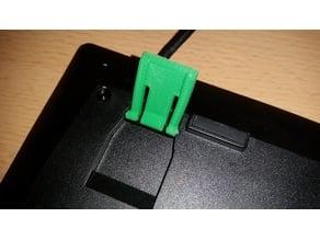 Stand for a Fujitsu Keyboard