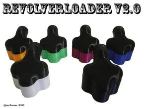 Revolverloader V2 - Paintball Hopper