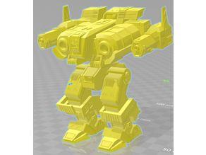 MW4 - Fafnir (less parts)