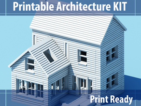 Printable Architecture KIT Series 1