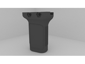 Picatinny Vertical Grip