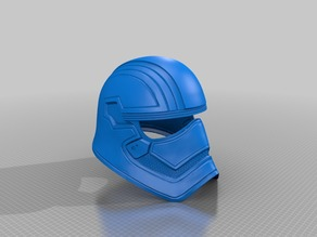 Captain Phasma Helmet Wearable