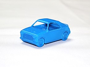 Hot Hatch Car Toy - LeFab Shop Remix