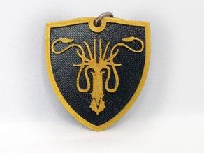 Greyjoy keychain