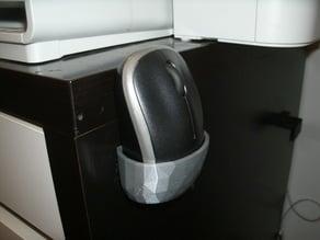 Logitech M215 mouse mount