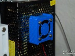 Anet A8 Power Supply 40mm Fan Case