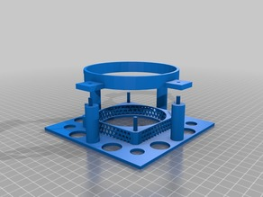 Gridseed Miner Fan Tunnel (stackable)