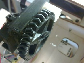 Thing-O-Matic 4-Axis Stepper Extruder
