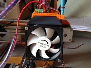 80mm fan for Ramps Case