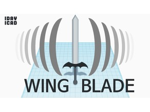 [1DAY_1CAD] WING BLADE