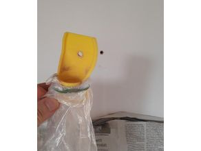Raccoglipolvere per trapano / Collect dust for drill