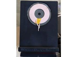 Wireless Holder for Mobile