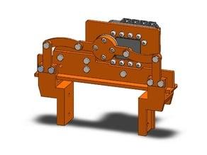 Robotic Gripper with Dynamixel AX 12 A