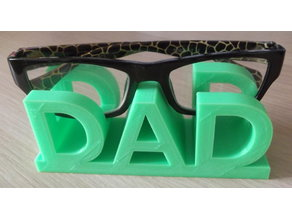 Dad Glasses Holder
