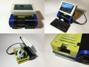 Raspberry Pi portable case
