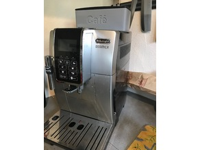 booster for coffee machine