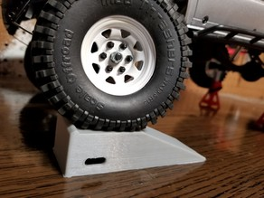 Scale 1/10 RC Car Ramp