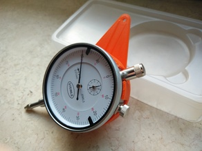 Prusa i3 MK2(S) - Steinle dial indicator mount