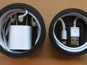 Apple Cable Wraps