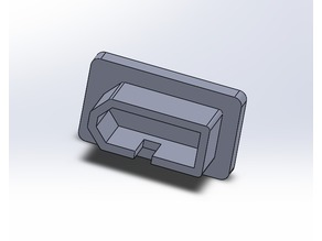 Male XT60 Cover