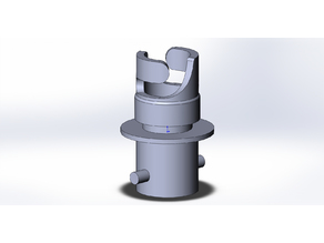 Adapter for boat valve