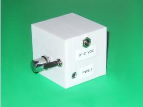 15W Stereo Amplifier Case
