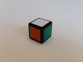Rubik's Cube 1x1x1 - The world's hardest puzzle