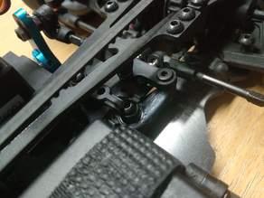 3Racing Sakura XI TD10 V2 Steering linkage