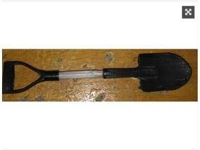 1/10 Scale Shovel (3 Parts)