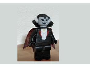 Lego Munsters Grampa 2X