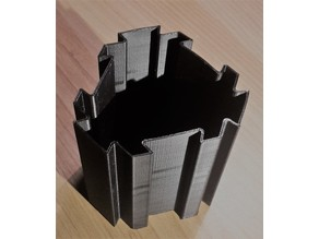 Modular Hex part tray