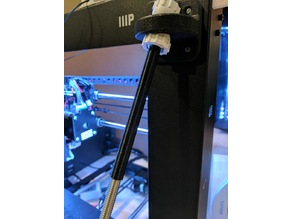 "Wanhao i3 / Maker Select Z-Brace 5/16"" Threaded Rod Cover"