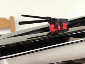 Antenna mount for Urukay Carbon