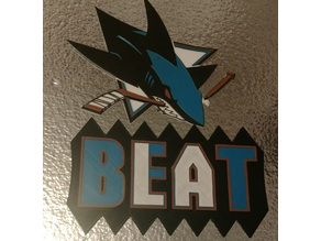 BEAT LA (San Jose Sharks)