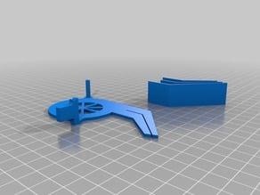 Easy modular radial Blower (Tevo tarantula whit auto bed level)