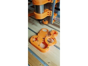 Root 3 - Magnetic dust boot 1.5KW air-cooled spindle