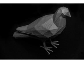 LowPolyPigeon