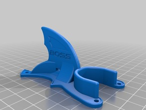 Boss Medium Shark Fin Top Plate