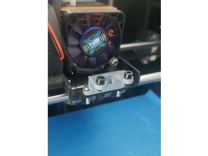 3D Touch /BL Touch mount for Geeetech MeCreator 2