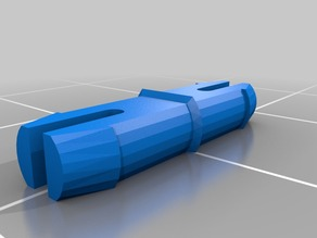 fischertechnik clip axle 15mm (Rastachse 15mm)