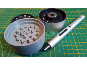 Wowstick A1 Mini bit holder