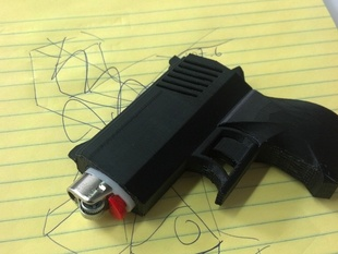 Bic Lighter holder