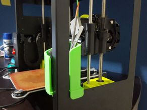 Tool Holder for Lulzbot Mini