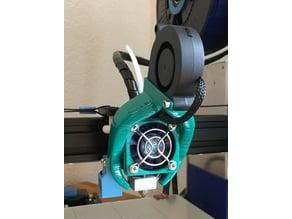 Anet A2 (40mm) Radial Fan Fang