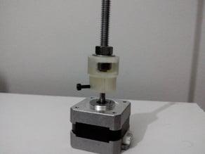 Parametric Motor Coupler